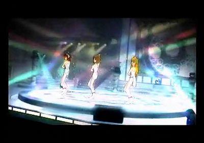 アイドルマスター 「Waves」 雪歩 春香 ミキ(02:40)