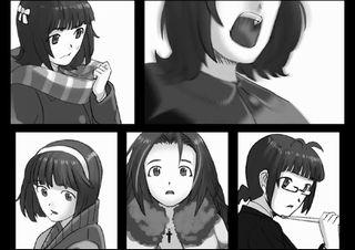 アイドルマスター手描きMAD「夢の守り人」(02:30)